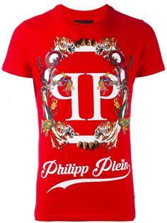 logo print T-shirt Philipp Plein