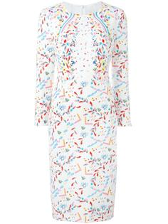floral print dress Peter Pilotto
