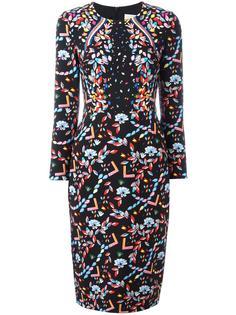 floral print dress Peter Pilotto