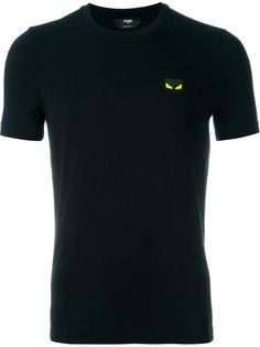 футболка с принто Bag Bugs Fendi