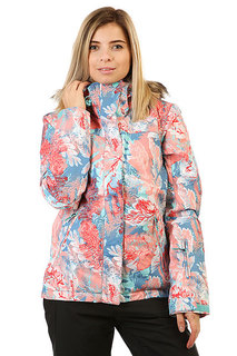 Куртка женская Roxy Jet Ski Undersea Camellia