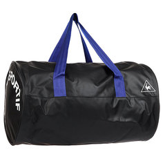 Сумка спортивная Le Coq Sportif Oling Barrel Bag Black/Ultra Blue
