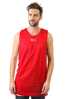 Майка K1X Hardwood Reversible Game Set Jersey Red/White