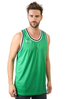 Майка K1X Hardwood Double X Jersey Green/White