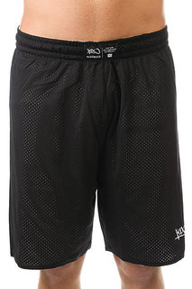 Шорты классические K1X Hardwood Rev Practice Short Black/White