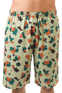Шорты классические K1X Pacific Mesh Shorts Camo
