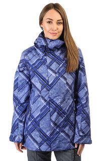 Куртка женская Oakley Resilient Jacket Blue Dusk