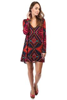 Платье женское Billabong Moongazer Dress Cinnamon