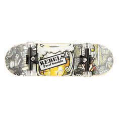 Фингерборд Turbo-FB П9 Rebels Beer/Multi/Black/Clear