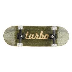 Фингерборд Turbo-FB П10 Green/Black/Clear