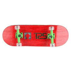 Фингерборд Turbo-FB П10 Wide 32мм  Red/Green/Clear