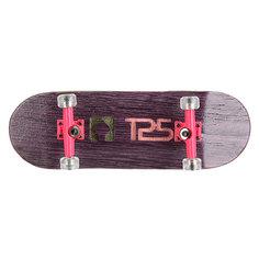Фингерборд Turbo-FB П10 Wide 32мм  Purple/Pink/Clear
