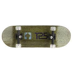 Фингерборд Turbo-FB П10 Wide 32мм  Green/Black/Clear