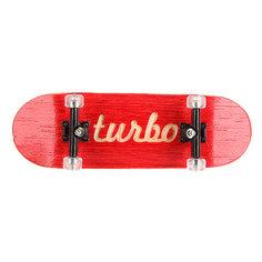 Фингерборд Turbo-FB П10 Red/Black/Clear