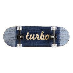 Фингерборд Turbo-FB П10 Blue/Black/Clear