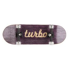 Фингерборд Turbo-FB П10 Purple/Black/Clear
