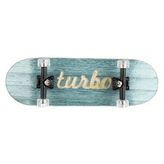 Фингерборд Turbo-FB П10 Light Blue/Black/Clear