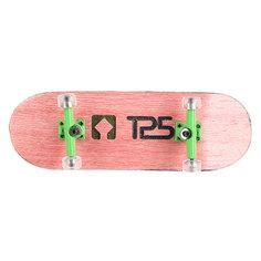 Фингерборд Turbo-FB П10 Wide 32мм  Pink/Green/Clear