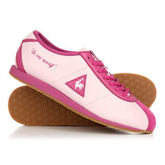 Кроссовки женские Le Coq Sportif Wendon Leather Pale Lilac/Magenta