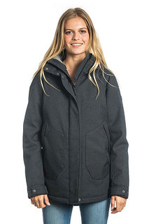Куртка зимняя женская Rip Curl Amaya Jacket 3442 Black Marle