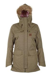 Куртка парка женская Rip Curl Amity Gum Parka 8353 Dusky Green