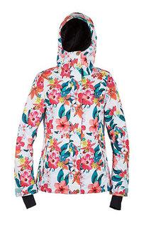 Куртка зимняя женская Rip Curl Betty Printed Jkt 5886 Cascade