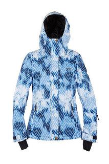 Куртка зимняя женская Rip Curl Betty Printed Jkt 3399 Peacoat