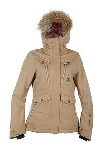 Куртка зимняя женская Rip Curl Chic Fancy Jkt 9211 Travertine