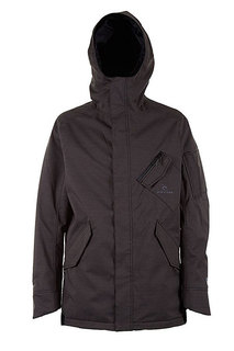 Куртка зимняя Rip Curl Nuthouse Gum Jkt 4284 Jet Black