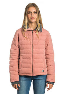 Пуховик женский Rip Curl Donarieta Jacket 9332 Canyon Rose