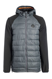 Пуховик Rip Curl Mixer Anti Insulated 84 Charcoal Grey