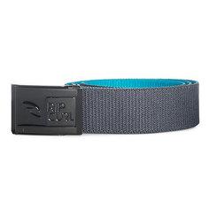 Ремень Rip Curl Ripper Revo Webbed Belt Grey
