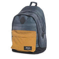 Рюкзак городской Rip Curl Stacker Double Dome Brown