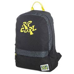 Рюкзак городской женский Rip Curl 100% Surf Stone Black