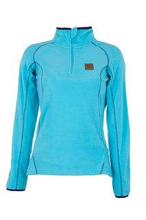 Толстовка сноубордическая женская Rip Curl Polartec W Micro Fleece Scuba Blue