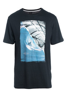 Футболка Rip Curl G/B Day Black/White