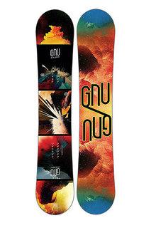Сноуборд GNU Metal Gnuru Ec2 Ast