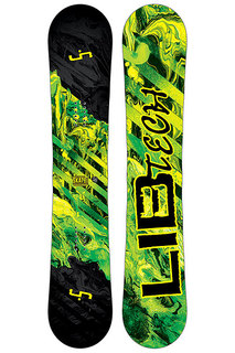 Сноуборд Lib Tech Sk8 Banana Yellow Ast