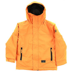 Куртка детская Billabong Miracle Plain Orange Pepper