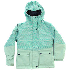 Куртка детская Billabong Sakari Granite Green