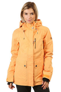 Куртка женская Roxy Andie Blazing Yellow
