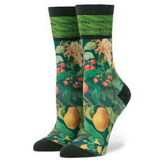 Носки средние женские Stance Fruit Tree Green