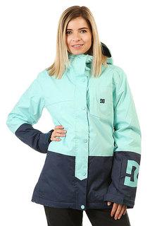 Куртка женская DC Shoes Defy Aruba Blue