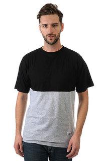 Футболка Anteater 323 Black/Grey