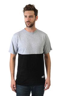Футболка Anteater 324 Black/Grey