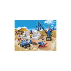 Супер набор: Стройка, PLAYMOBIL Playmobil®
