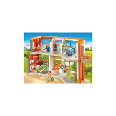 Детская клиника: Меблированная детская больница, PLAYMOBIL Playmobil®