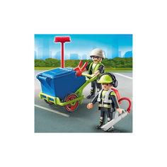 Городские службы: Команда по уборке улиц города, PLAYMOBIL Playmobil®