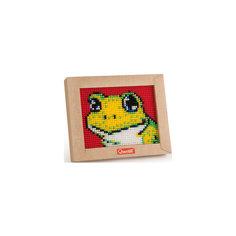 """Пиксельная мозаика """"Лягушонок"""", 1200 деталей, Quercetti"""