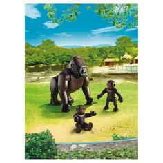 Зоопарк: Горилла со своими детенышами, PLAYMOBIL Playmobil®